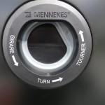 Turn to open - neuer Öffnungsmechanismus von Mennekes