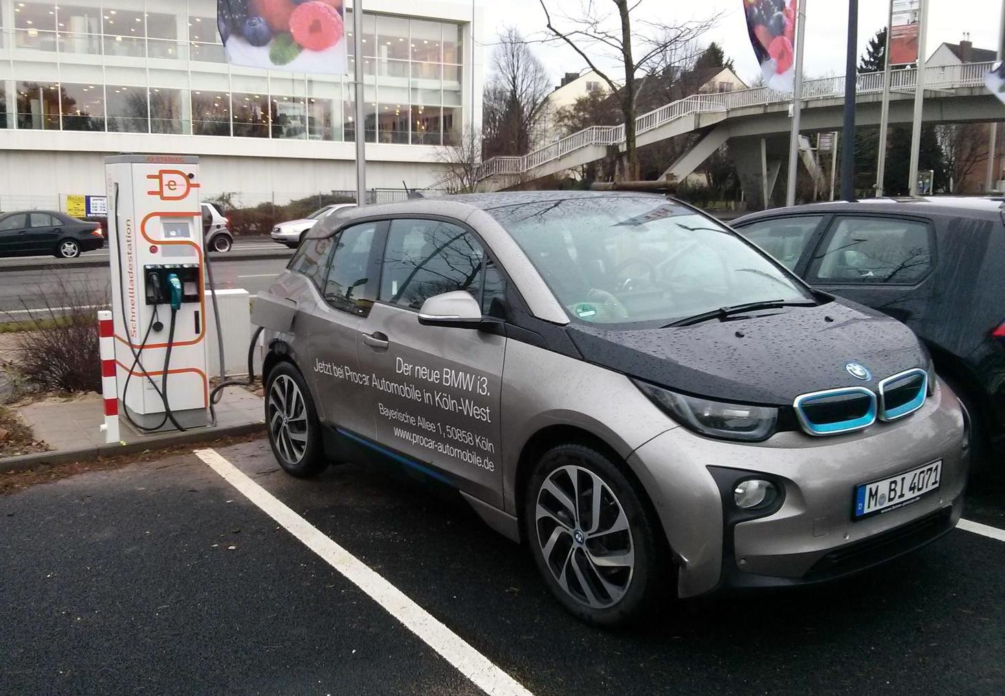 fazit zum testwochenende mit dem bmw i3 e stations blog. Black Bedroom Furniture Sets. Home Design Ideas