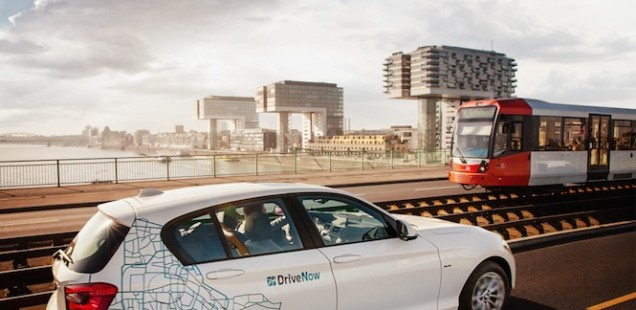 DriveNow_BMW_1er_Tram