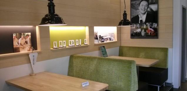 E-Mobil Stammtisch bei Bäcker Schüren