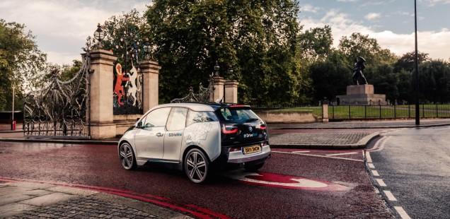BMW i3 DriveNow London