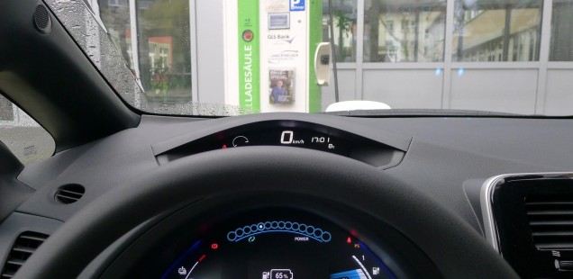 CHAdeMO-Station GLS Bank